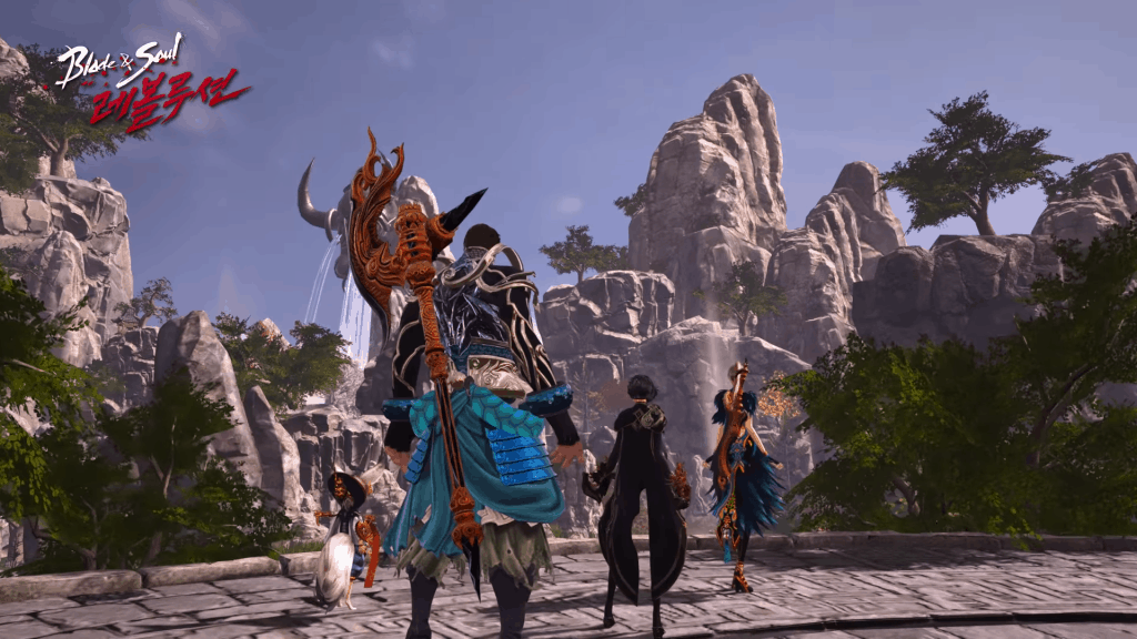 BnS Revolution Mobile MMORPG