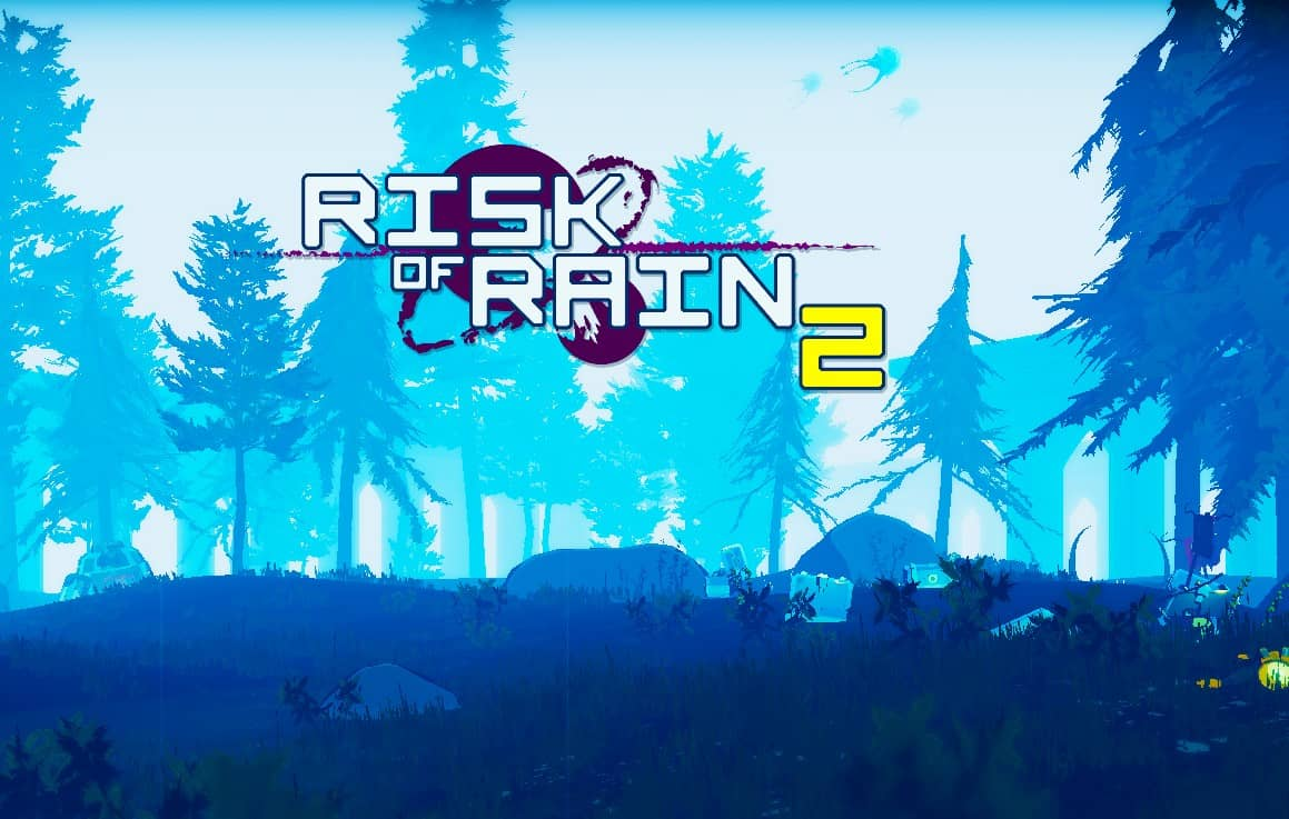 Risk Of Rain 2 Roguelike PC game Main Screen