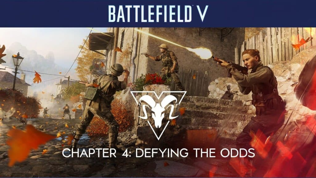 Battlefield V Chapter 4 Defying The Odds