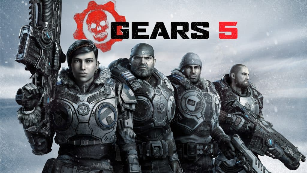 Gears 5 Cover Shot