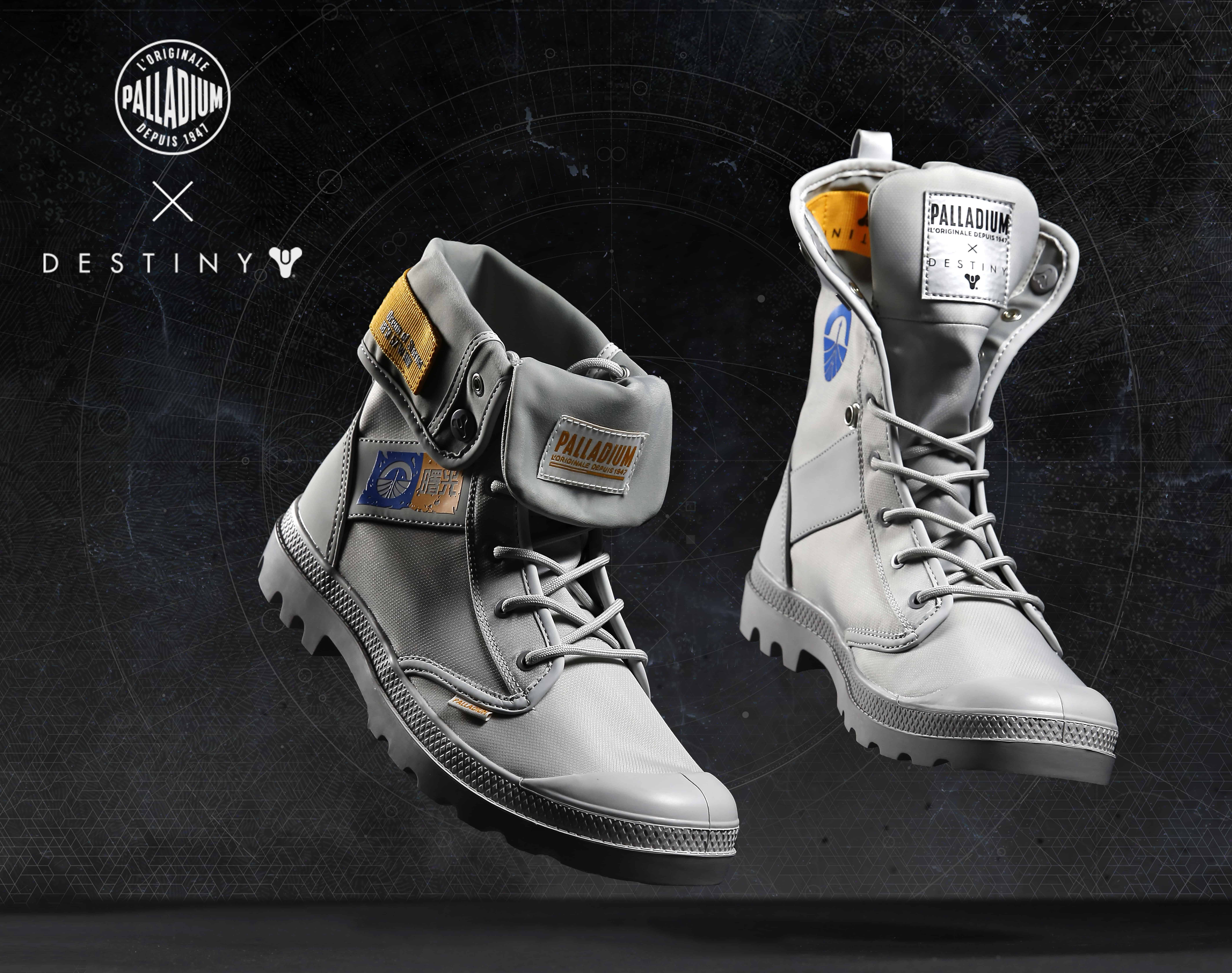Destiny Pampa Baggy Boots